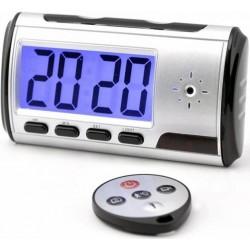 Despertador Camara Espia HD