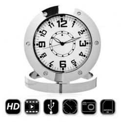 Reloj Sobremesa Camara Espia HD