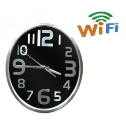Reloj de Pared Camara Espia HD Wifi
