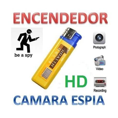 Mechero Espia HD