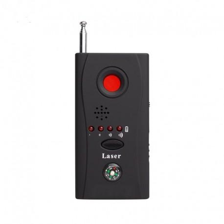Detector de Dispositivos Espia por Frecuencia