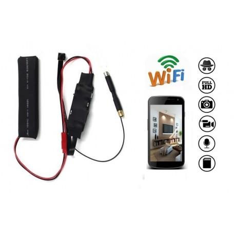 Modulo Micro Camara Espia HD Wifi