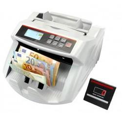 Contador de Billetes con Detector de Billetes Falsos
