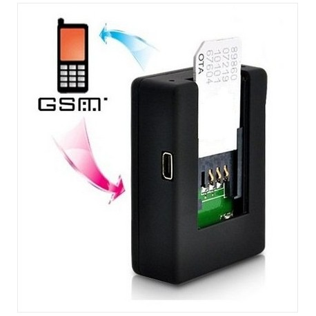 Microfono Espia GSM