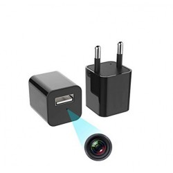 Cargador USB Camara Espia HD