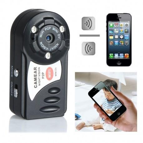Mini Camara IP HD Vision Nocturna Wifi